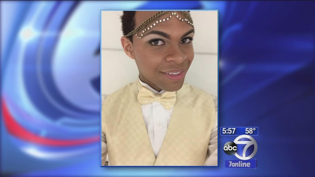 Danbury boy chosen as schools Prom Queen