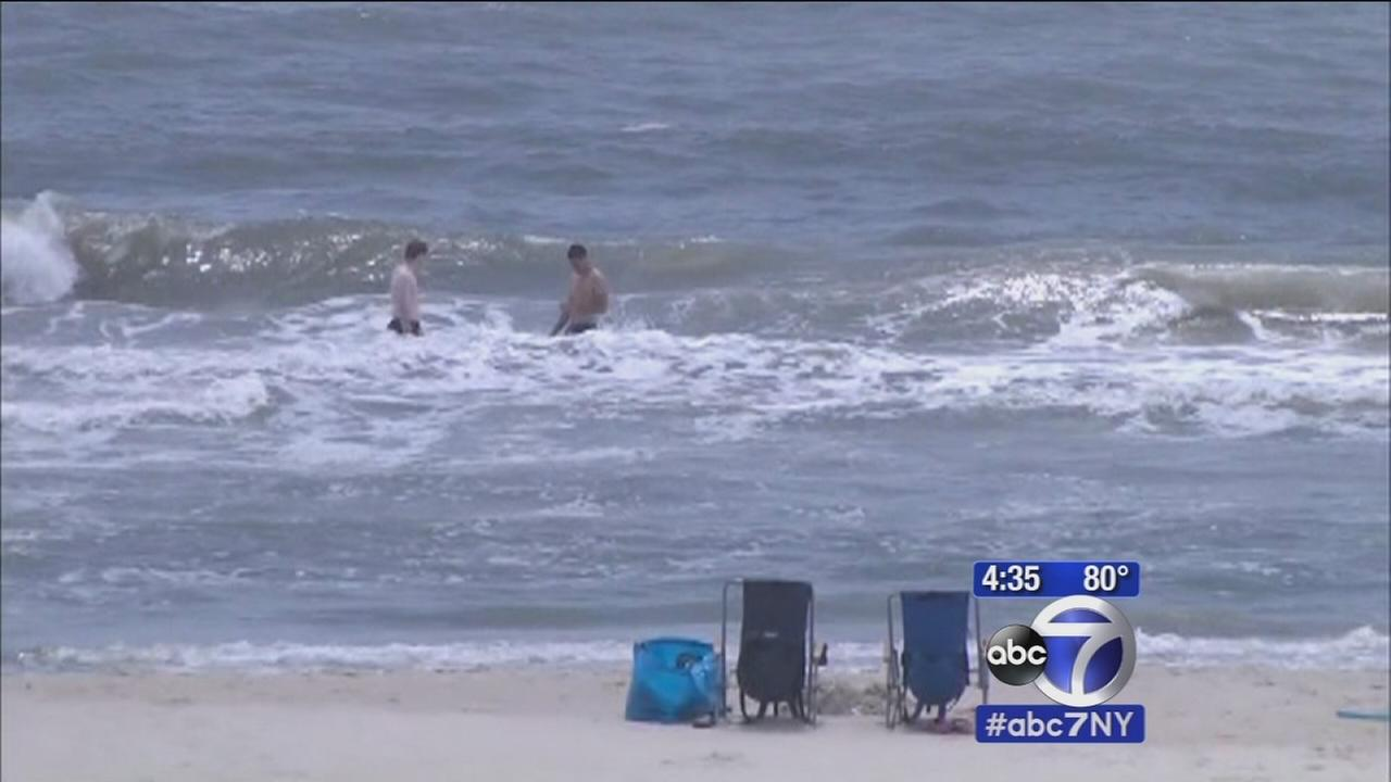North Carolina shark attack victim says fortunate to survive; 11 total attacks off Carolinas