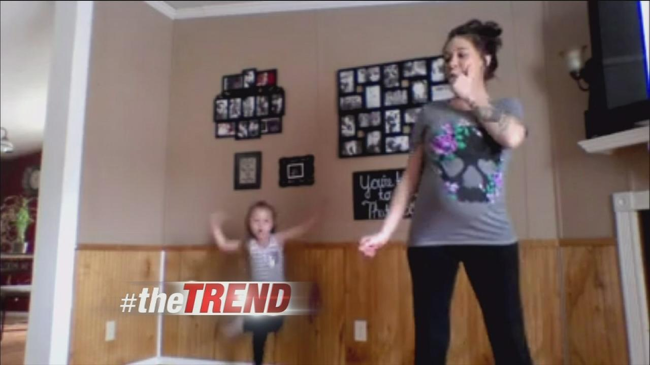 The Trend: Little girls sassy dance moves