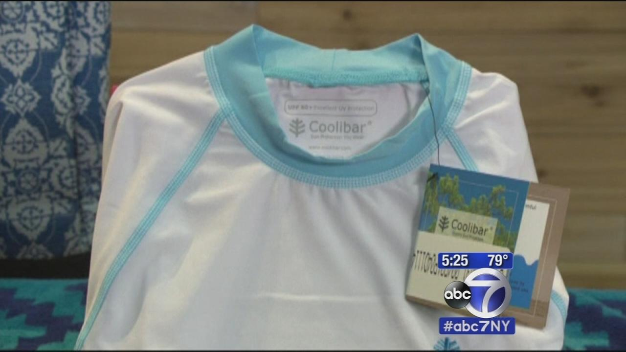 Consumer Reports: Should you buy sun protective clothing to shield yourself?