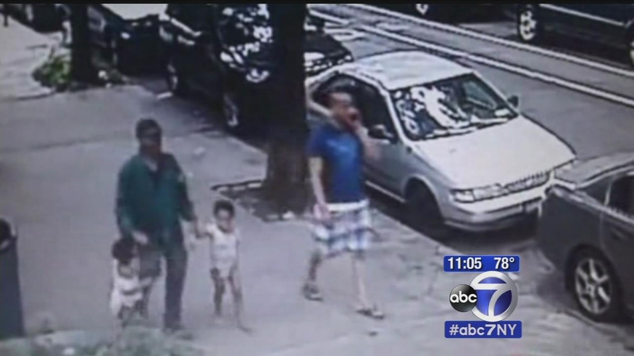 Mother to face judge after toddlers found running in street