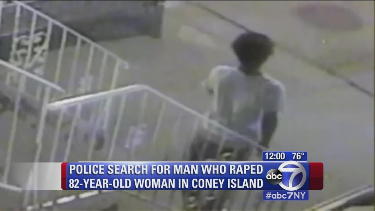 Search for suspect after elderly woman raped inside Coney Island home