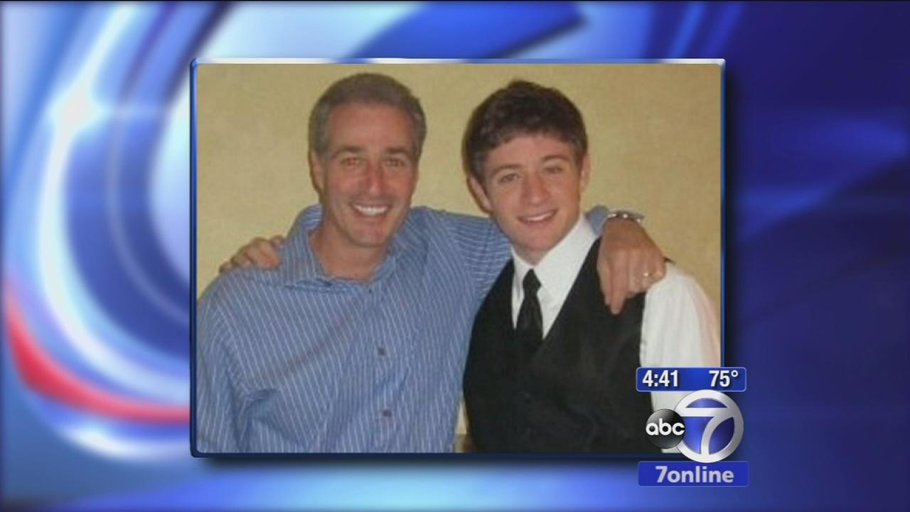 Family gives back in honor of late son