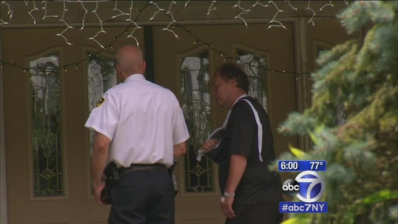 Retired Greenburgh police officer resting at home after being shot while confronting burglars