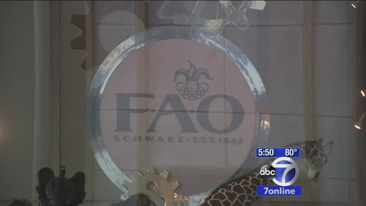 Iconic NYC toy store FAO Schwarz closing up shop