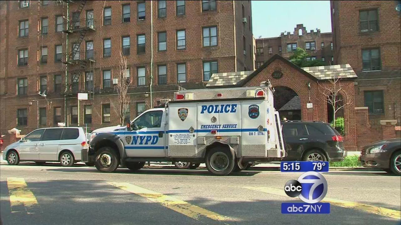 Reputed gang members accused of running drug and gun ring in Brooklyn building