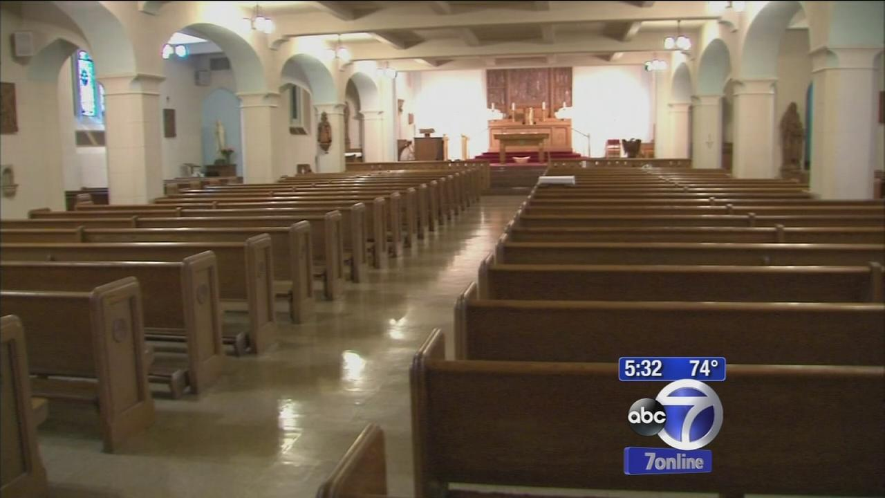 Parishioners outraged after church desecrated