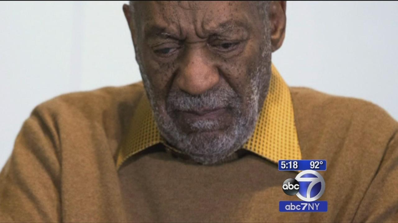 Cosby discusses pursuing and paying women in 10 year court deposition