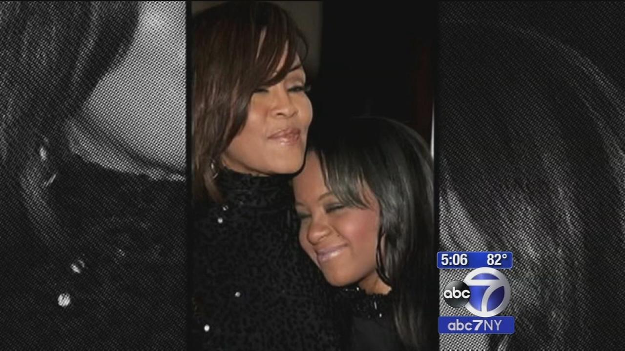 Bobbi Kristina Brown, daughter of late Whitney Houston, dies at 22