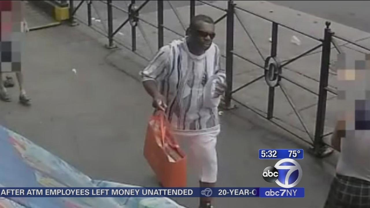 Police: Man wanted in stabbing over subway seat