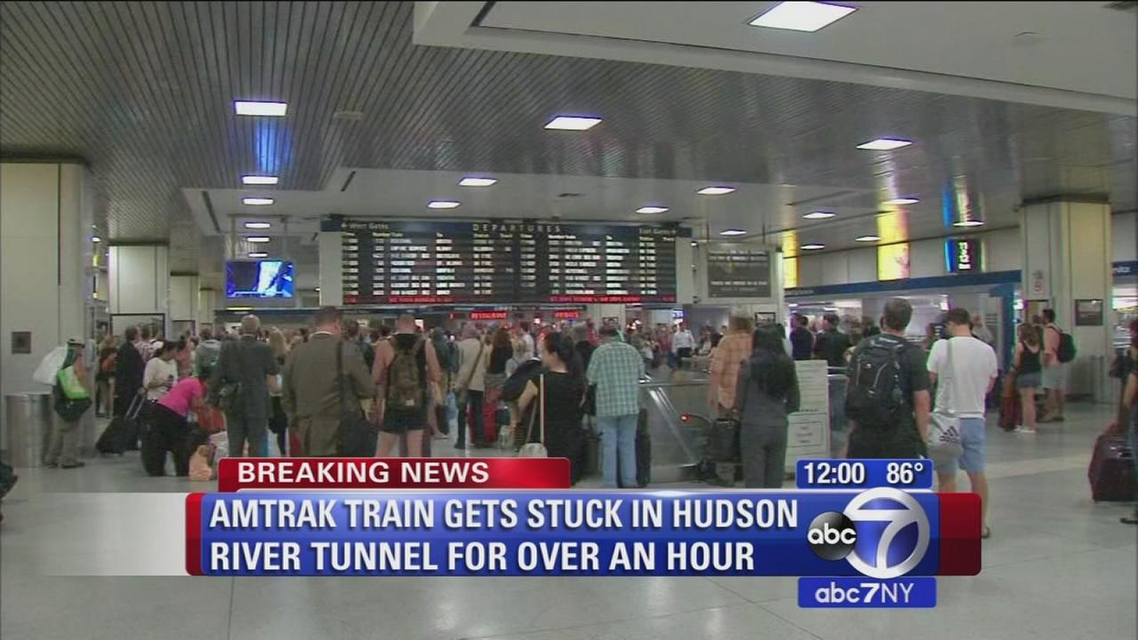 ANOTHER nightmare for New Jersey Transit riders