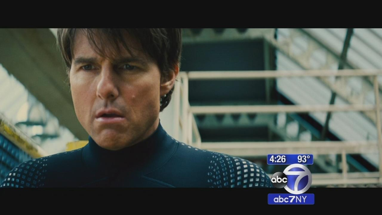 Tom Cruise brings stunts to life in Mission Impossible: Rough Nation