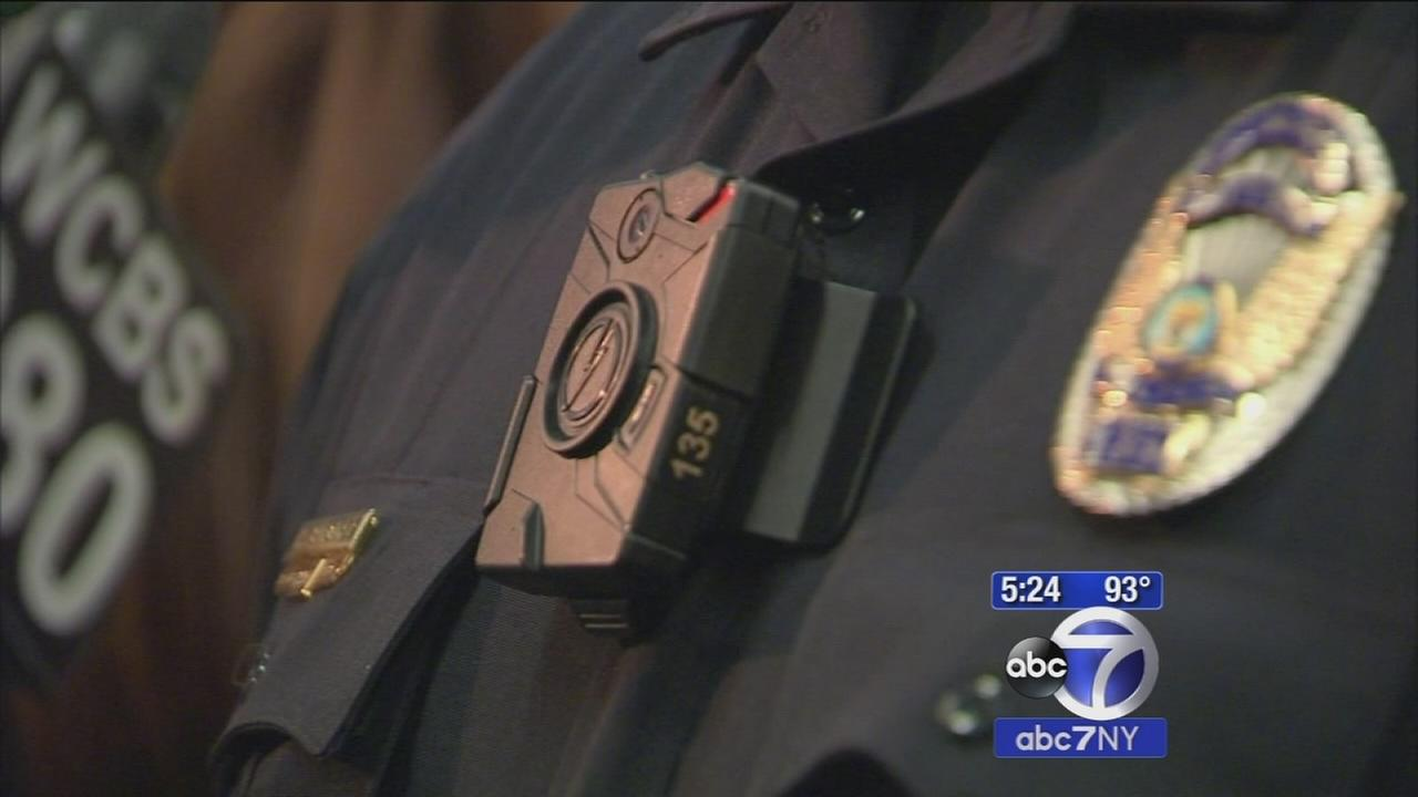 New Jersey to put body cameras on all state troopers