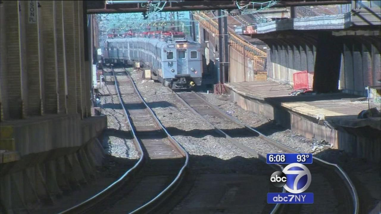 NJ Transit back on schedule after disabled Amtrak train causes delays