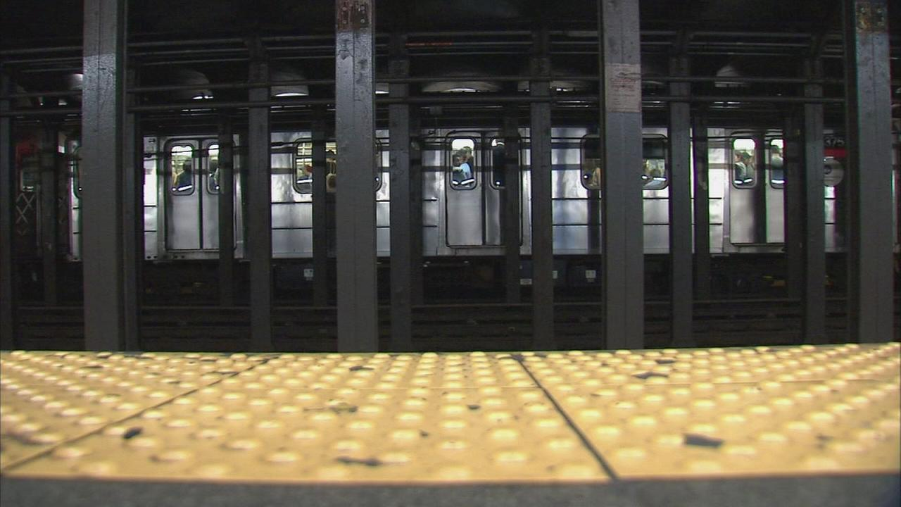 Riding the subway: The heatwave underground