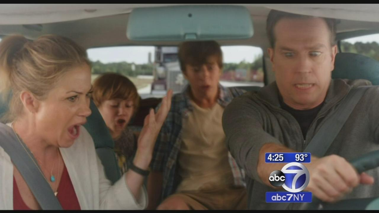 Sandy Kenyon reviews National Lampoon Vacation Reboot