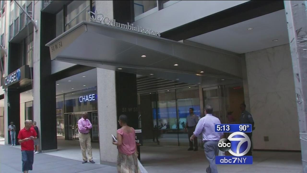 Midtown medical office employee stabbed allegedly by a patient