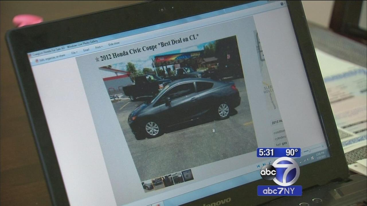 Police: suspects steal care during test drive, sell it on CraigsList; 7 On Your Side tips for car buyers