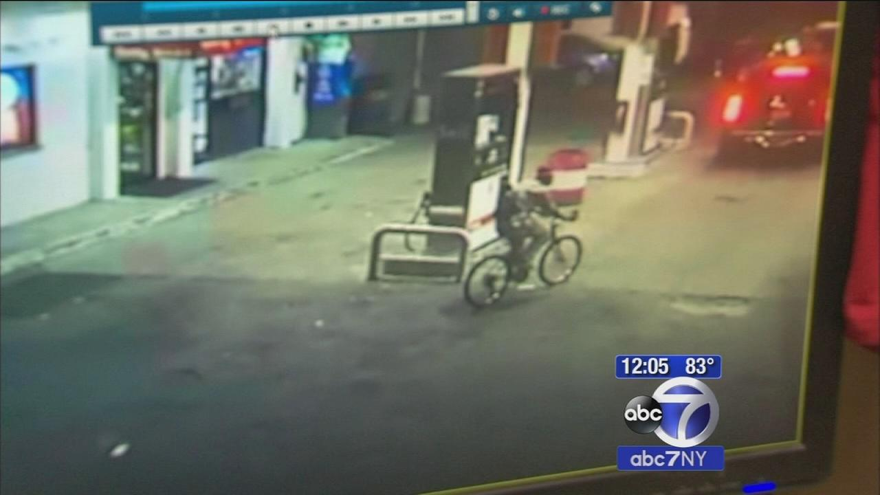 Police looking for driver in bicycle hit-and-run