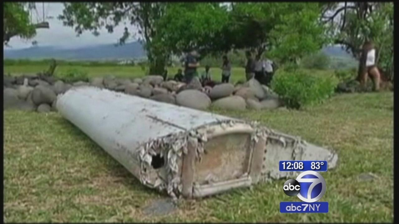 Wing to be tested to see if it is from lost Malaysia Airlines flight