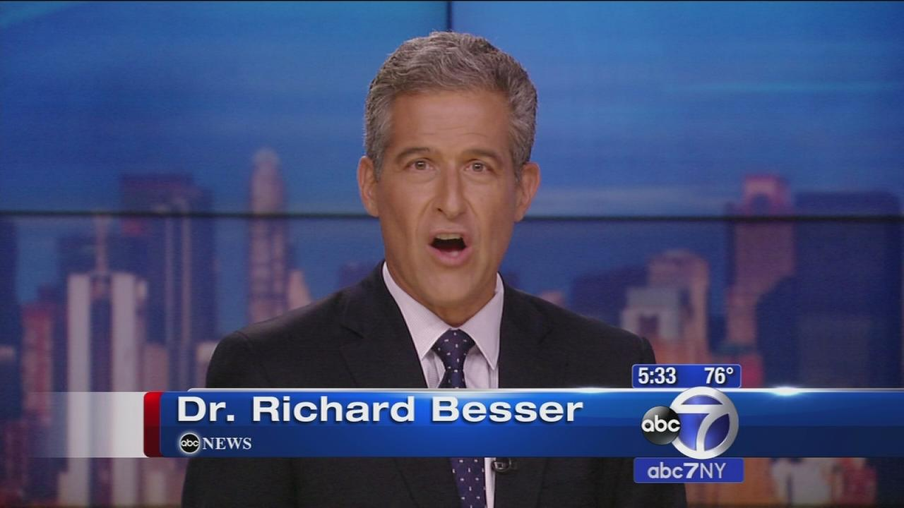 Dr. Richard Besser discusses Legionnaires disease outbreak in South Bronx