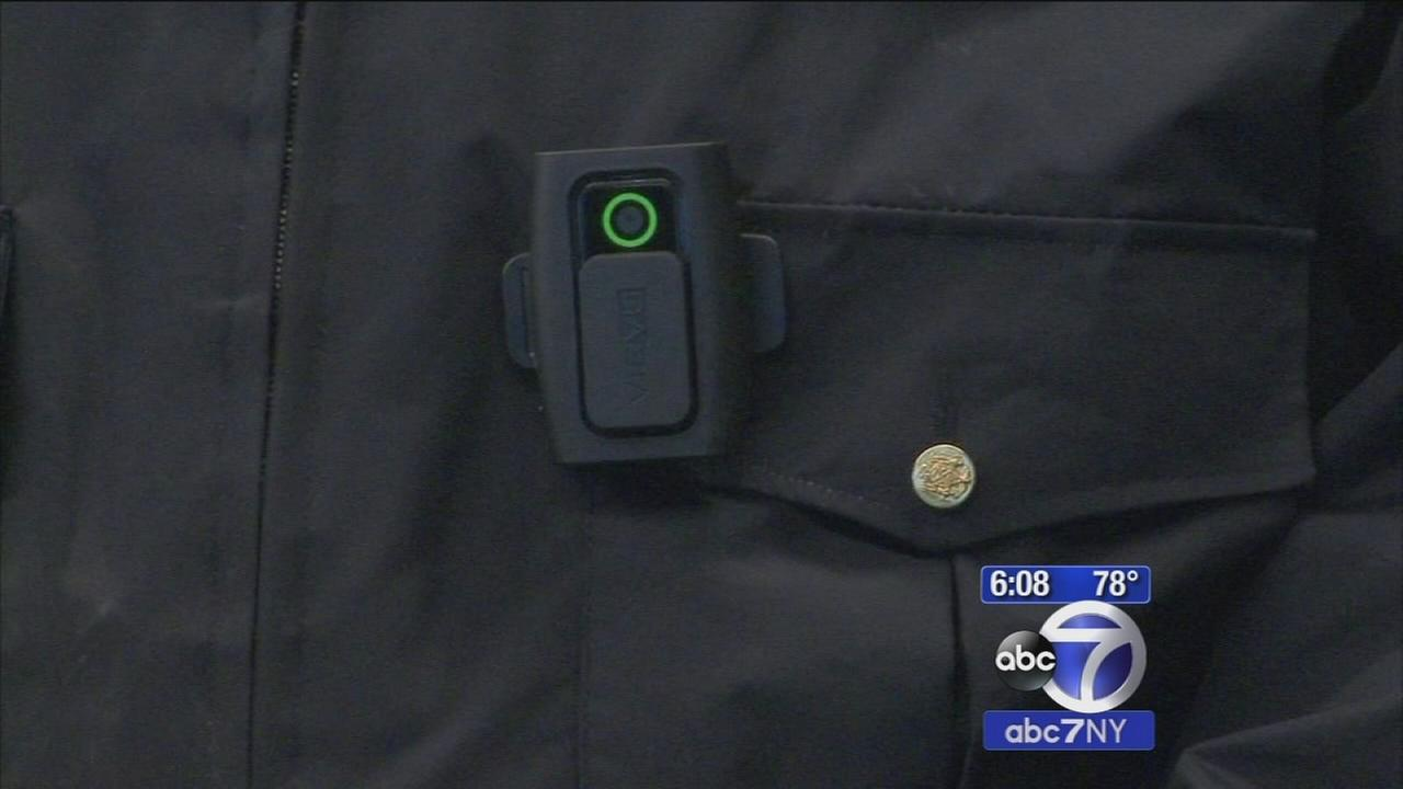 NYPD body camera program should record more stops, review finds