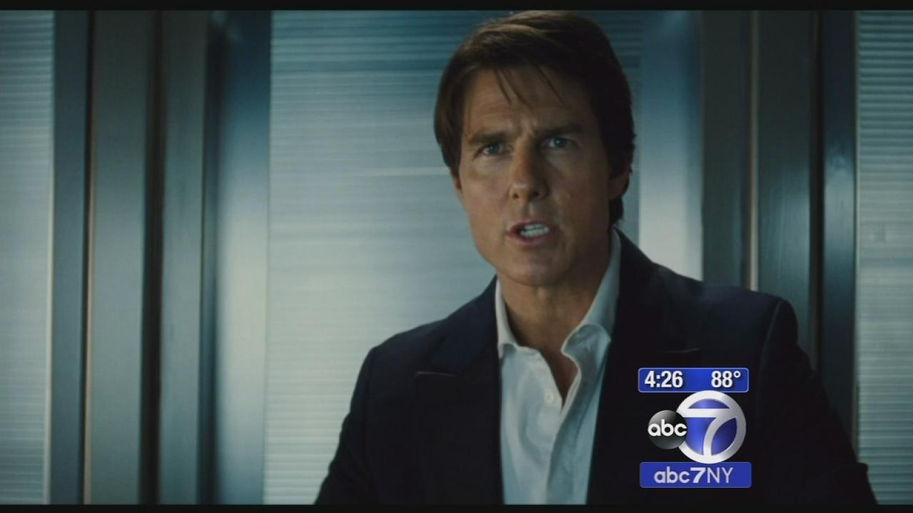 Sandy Kenyon reviews Mission Impossible: Rogue Nation