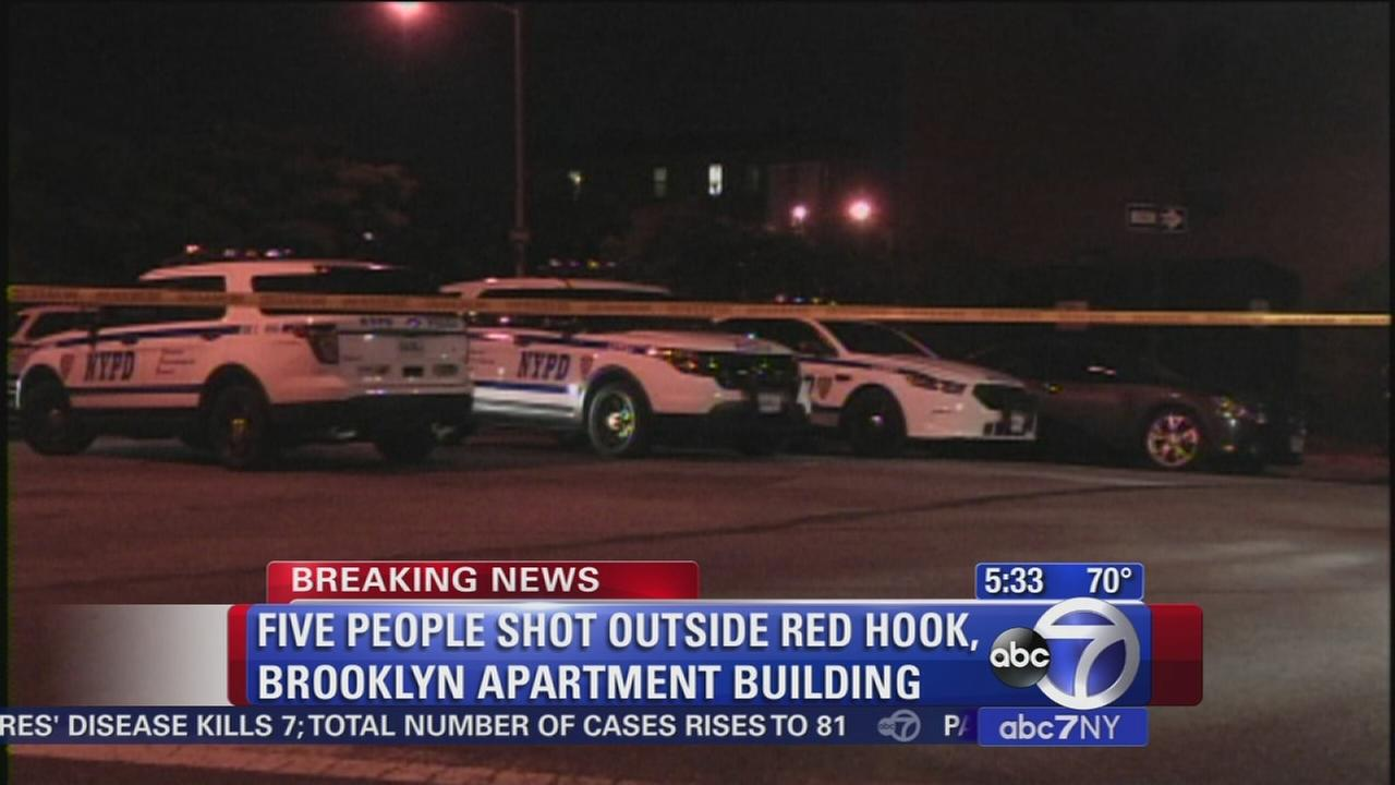 Another overnight shooting in Brooklyn