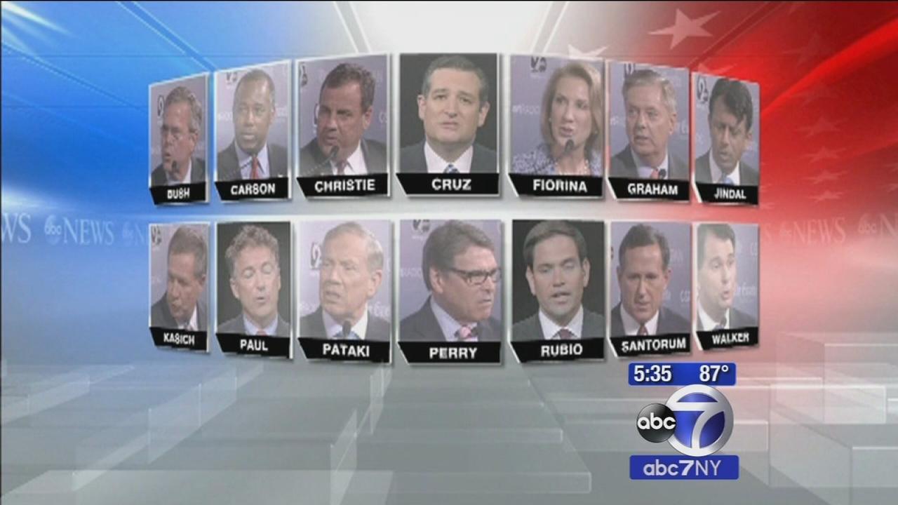 Debate stage drama: GOP awaits top 10 announcement