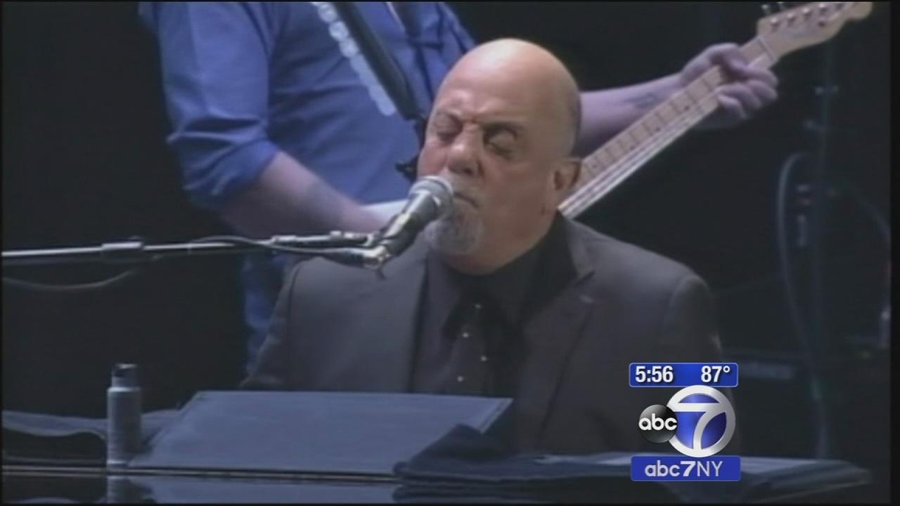 Billy Joel set for closing show at Nassai Coliseum tonight