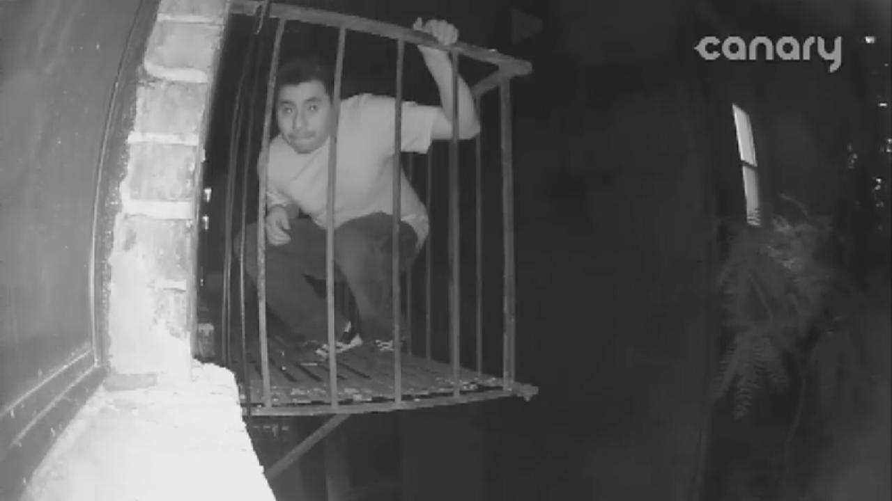 Midtown burglaries suspect