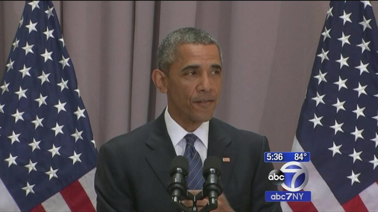 President Obama: Iran deal builds on diplomacy that won Cold War