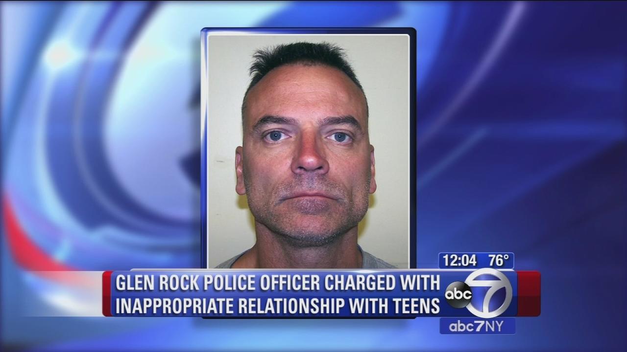 glen rock police offocer