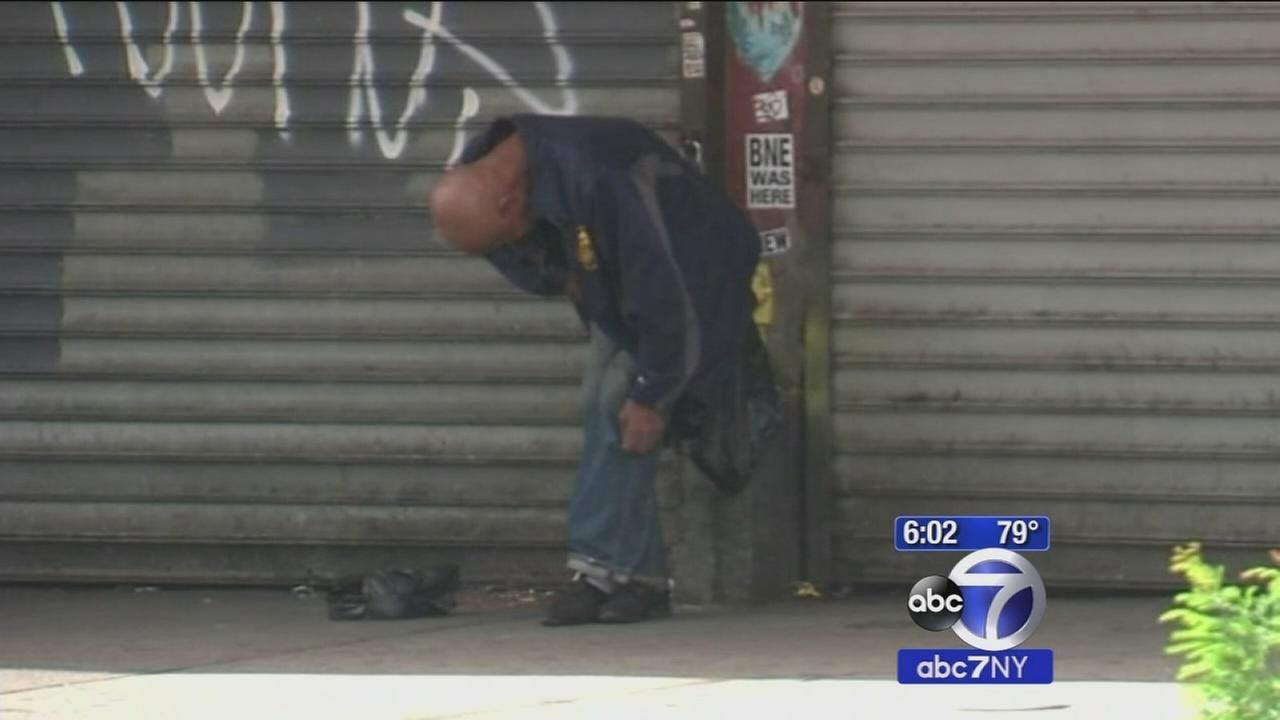 NYC unveiling plan to get mentally ill homeless off the streets