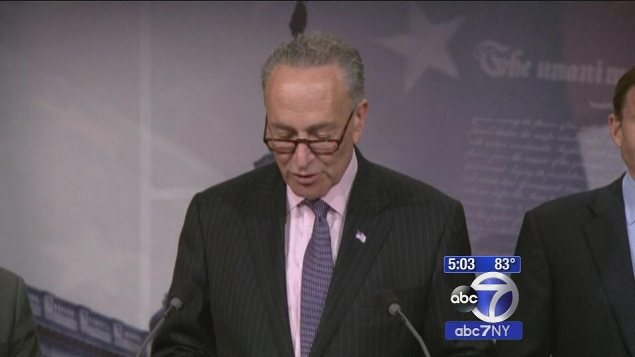 Obama suffers setback as top Democrat Senator Schumer rejects Iran deal