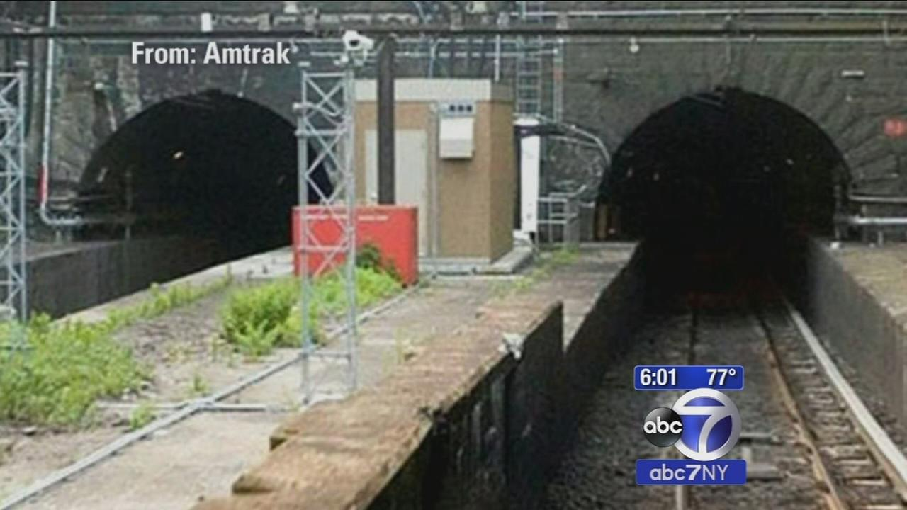 Amtrak exec: Train delays in Hudson River tunnel may become more common