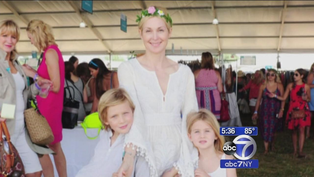 Kelly Rutherford speaks out for the first time after losing custody of kids