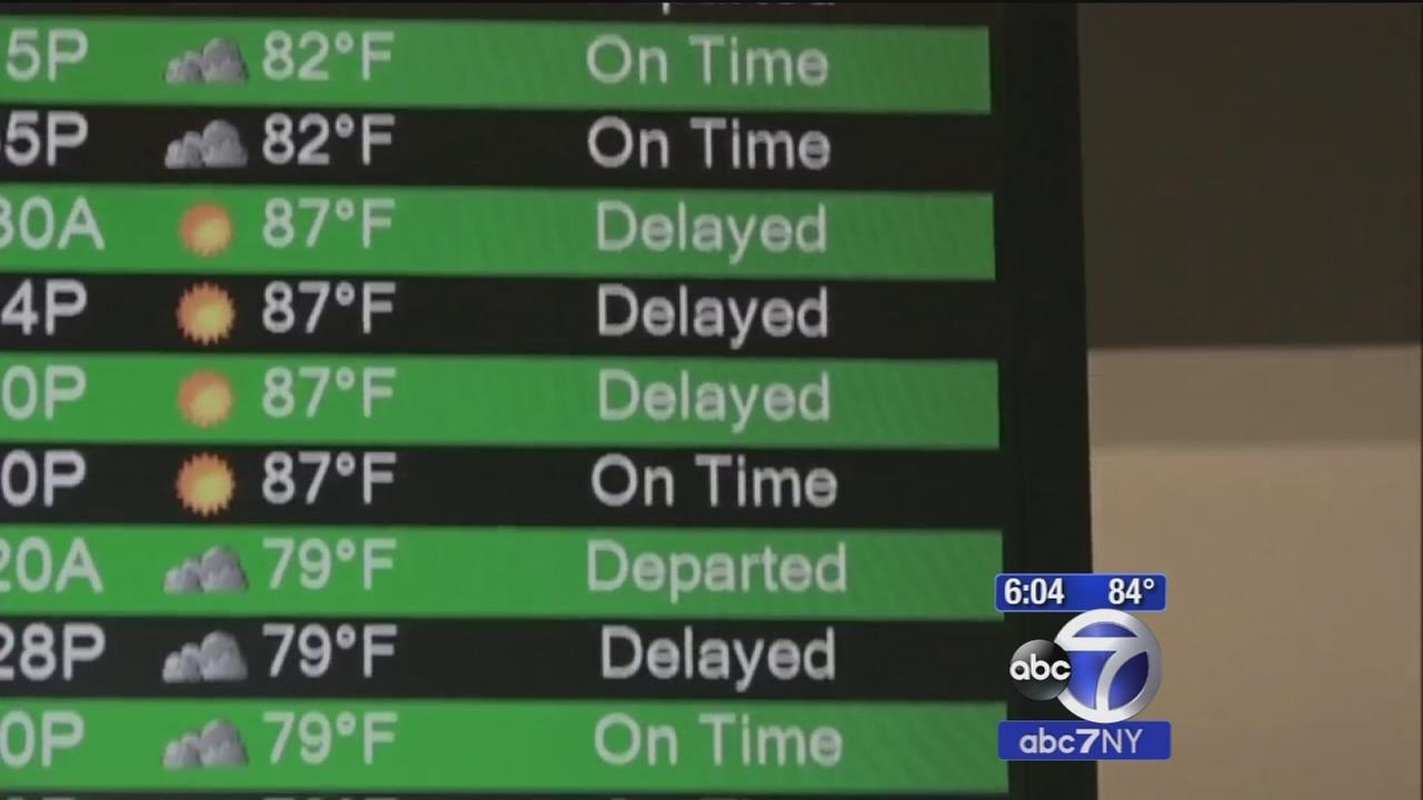 Computer problem that snarled flights in Northeast resolved
