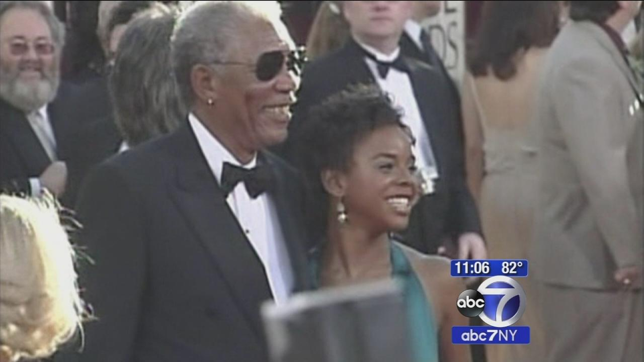 Step-Granddaughter of Morgan Freeman stabbed to death in Washington Heights