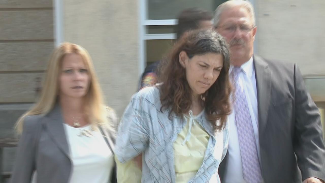 Raw video: Woman arrested in Oceanside murder
