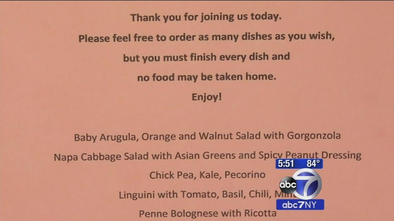 Montclair restaurant lets you pay what you want