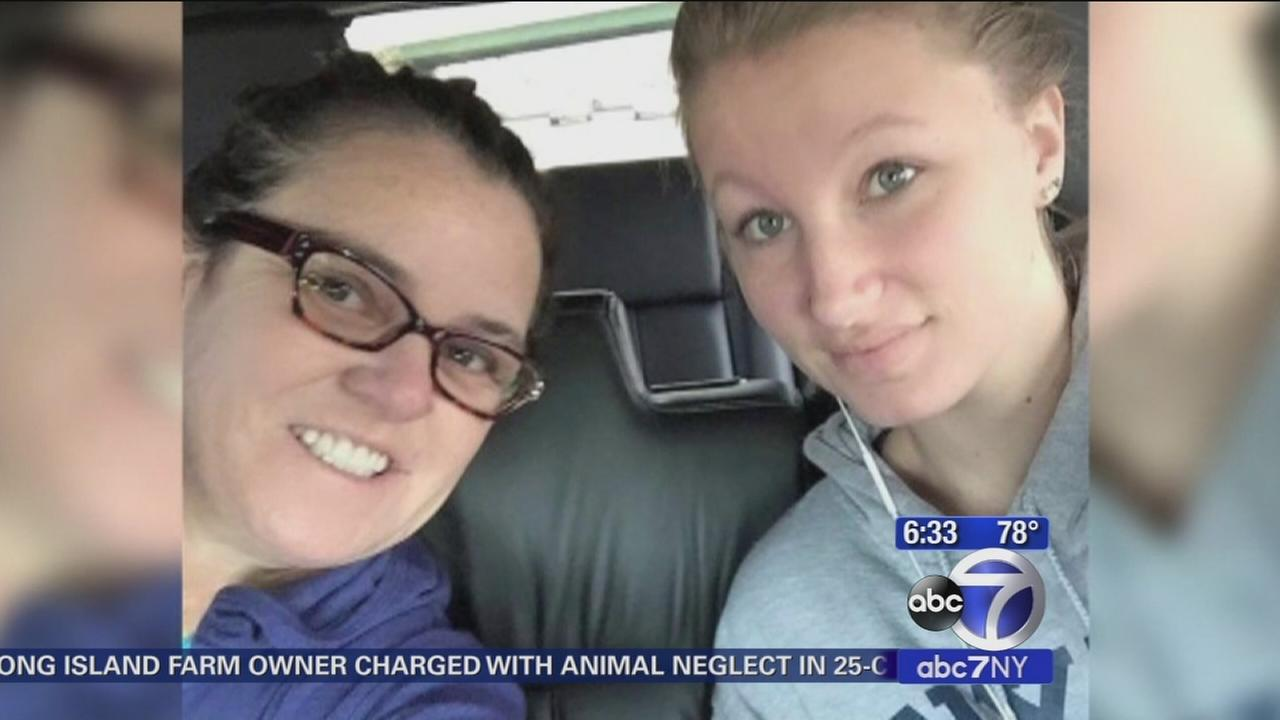 Daughter of Rosie ODonnell found