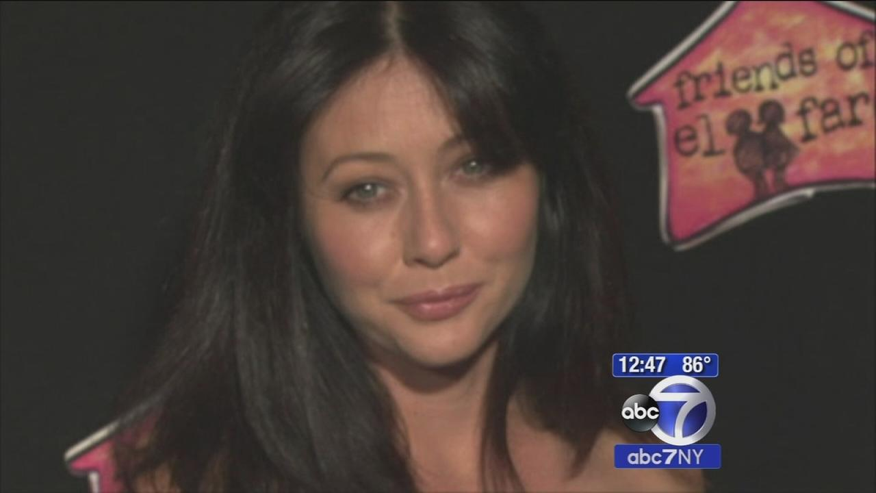 Shannen Dohertys lawsuit reveals actress has breast cancer