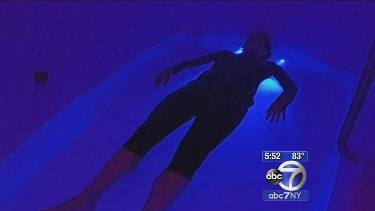 Lift keeps your body, mind afloat with sensory deprivation therapy