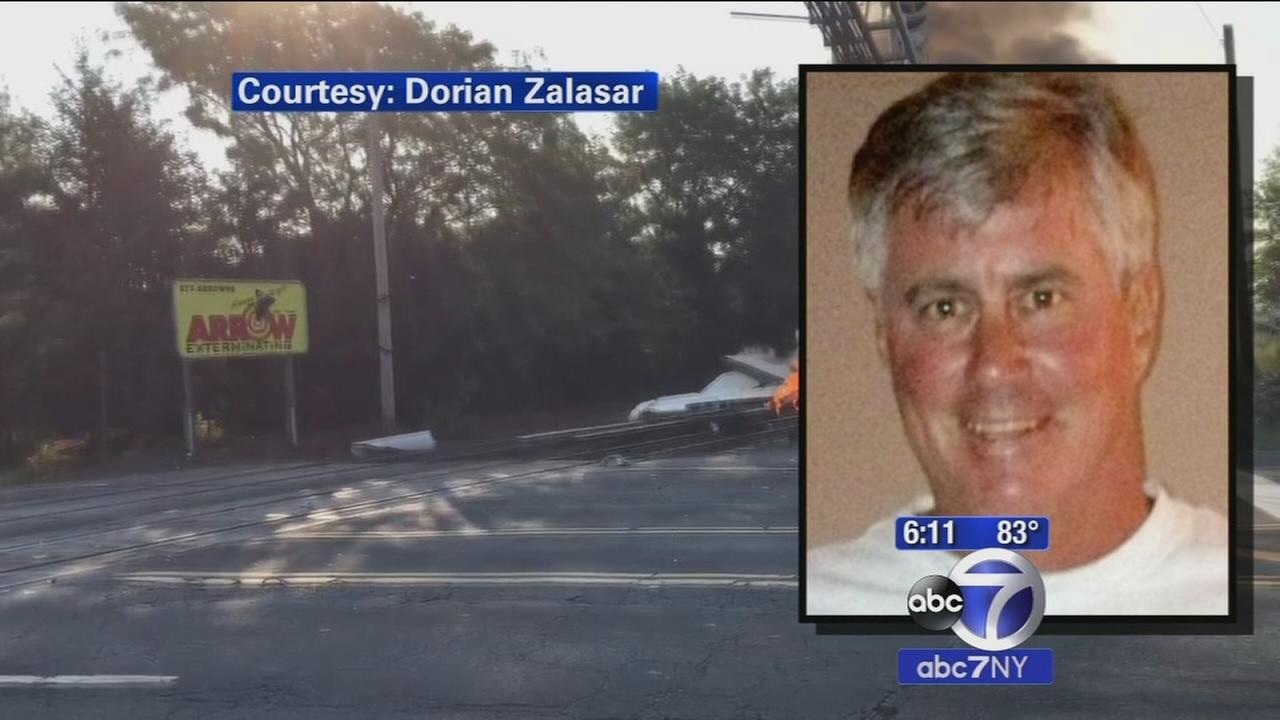 NTSB: Controller sent pilot who died in Long Island plane crash to closed airport