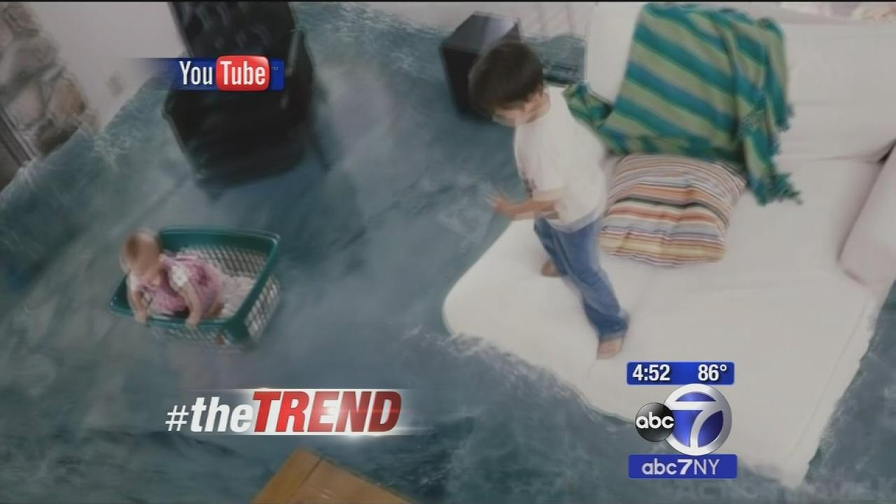 The Trend: Kids and special effects madness