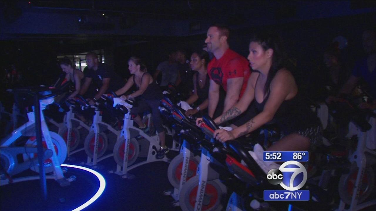 Equinox classes turn interval training into group workouts