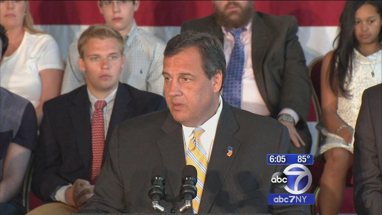 Gov. Christie urges Congress to reject Iran nuclear deal