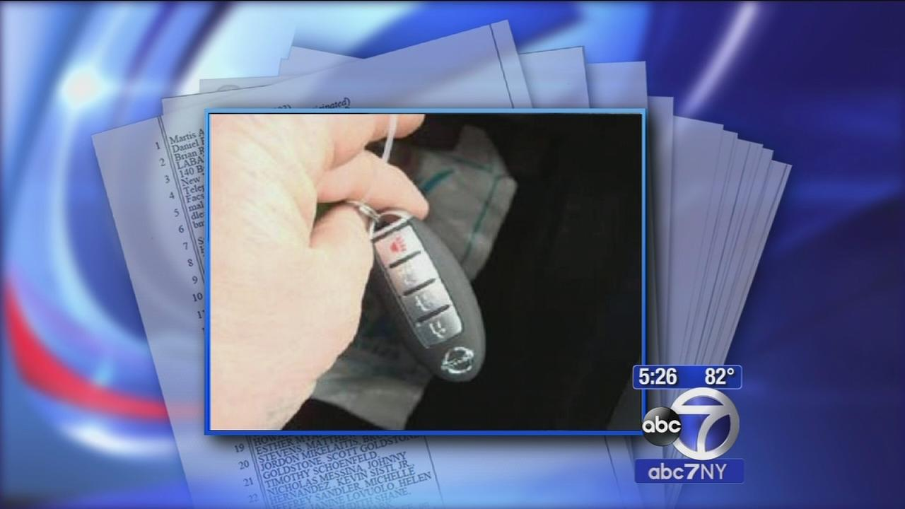 Lawsuit claims keyless ignitions in cars have led to carbon monoxide deaths