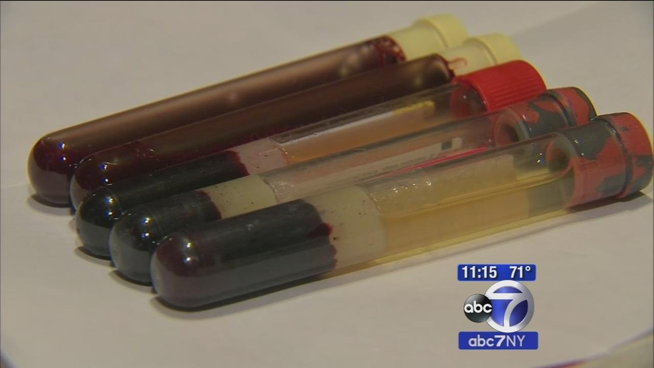 Woman finds vials of blood in her shipment from Target